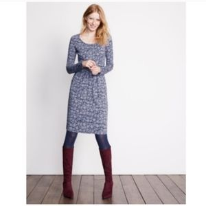NWOT Boden Mabel Jersey Dress